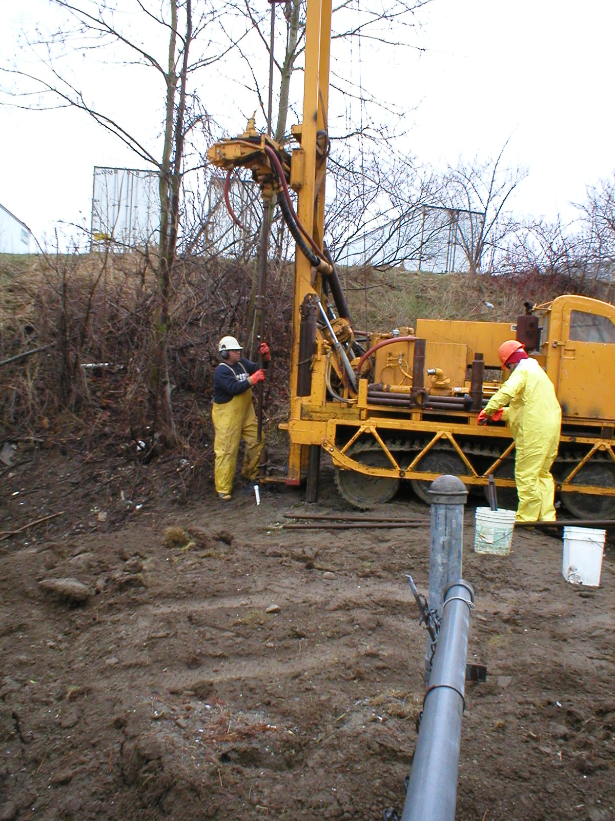 Phase Ii Environmental Site Assesments Campbell